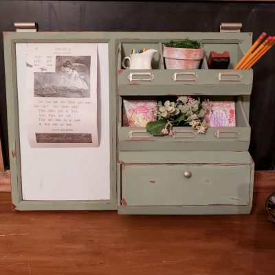 DIY Kids Command Center