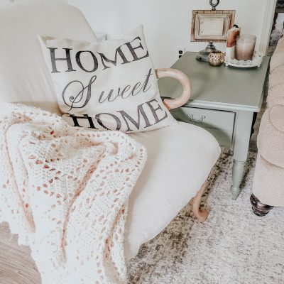 My favorite ways to decorate my home